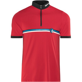 Gonso Emmen - Maillot manches courtes Homme - rouge